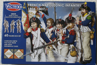 Victrix 28mm VX0008 French Infantry 1804-07